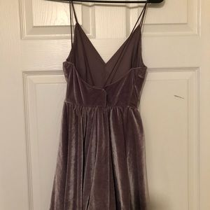 Urban Outfitters Other - Urban Outfitters Vanessa Crushed Velvet Romper